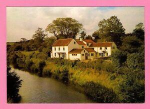 YHA Youth Hostels Association Postcard - Scarborough Hostel - Water Mill