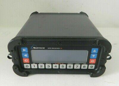 Ashtech Inc. Z-12 Gps Receiver Xii Pn 700845-6