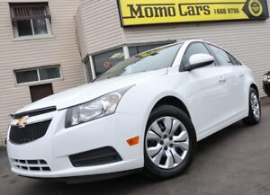 2014 Chevrolet Cruze 1LT! BackupCam! CleanCarproof!Only$104/Bi-w