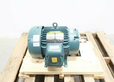 Baldor Vecp83774t-4 Super E 215tc 3ph 10hp 1760rpm 460v-ac Ac Motor
