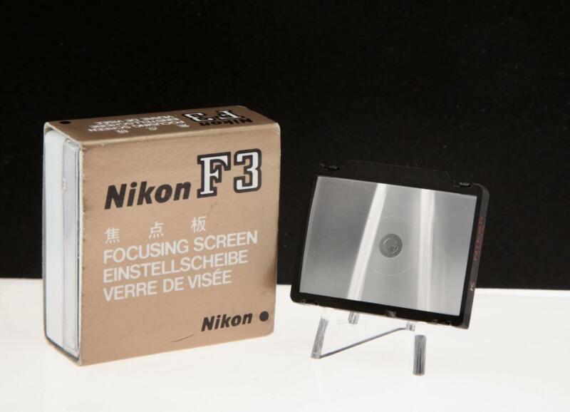 Nikon F3 Focusing Screen K