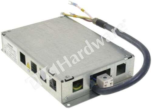 Siemens 6SE6400-4BD12-0BA0 6SE6 400-4BD12-0BA0 Braking Resistor