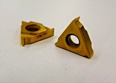 10 Pieces Tpi 16nr 16acme T2s Carbide Inserts  H259