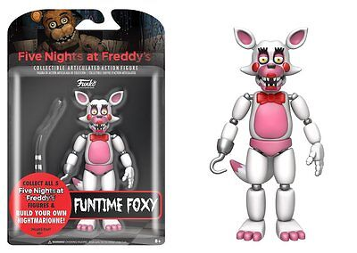 New 2017 Five Nights At Freddy's FUNTIME FOXY 5