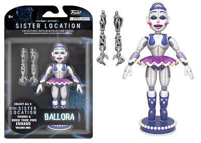 Funko Action Figure  Five Nights At Freddys Sister Location   Ballora No  13743