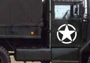 US-Army-Vehicle-Sticker-Vinyl-Decal-Hood-Door-Fender-You-choose-size-and-color