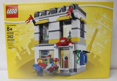 LEGO 40305 Microscale LEGO Brand Store 362pcs New Free Shipping