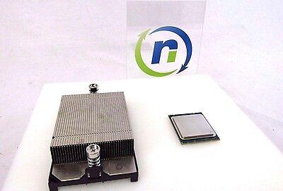 Intel Xeon E5-2620v2 SR1AN 6-Core 2.2 GHz CPU Kit w/ Dell R620 Heat Sink M112P