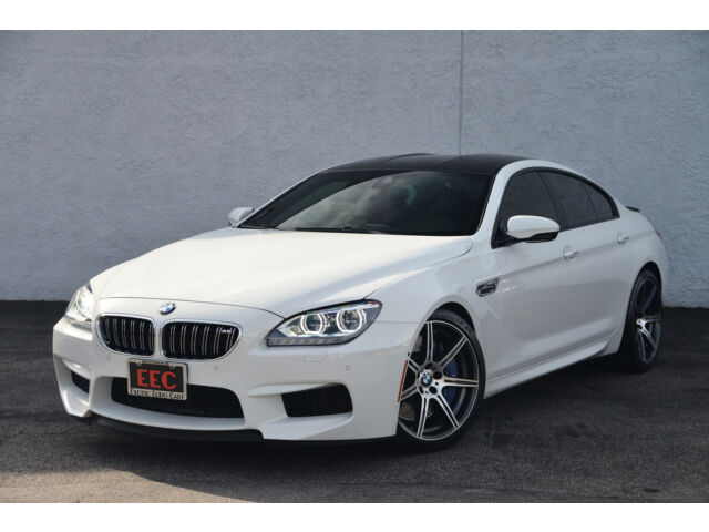 Image 1 of BMW: M6 Base Sedan 4-Door…