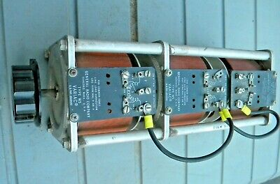 Variac 3 Phase  Variable Transformer  General Radio Company Aka Technipower