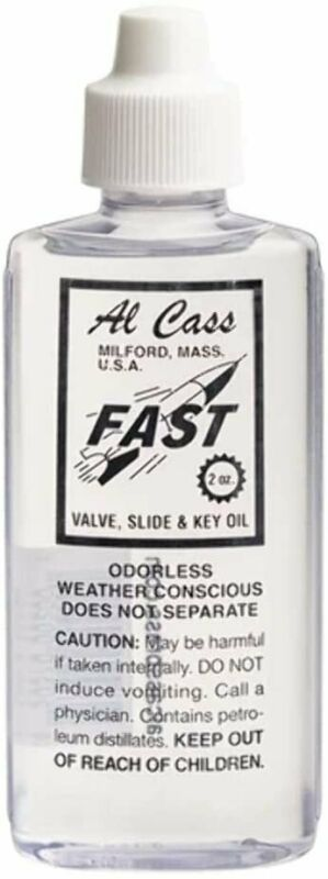 Fast Valve Slide and Key Oil (Standard)