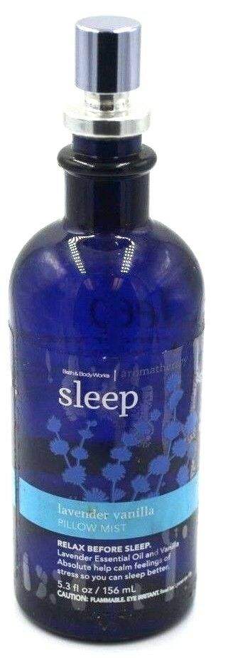 Bath & Body Works Aromatherapy Lavender Vanilla Sleep Pillow