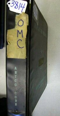 Omc Loader Manuals Inv.3814