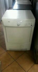Dryer condenser