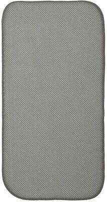 iDesign iDry Dish Drainer Mat, Small Quick-Drying Draining Board Mat, Made of Po