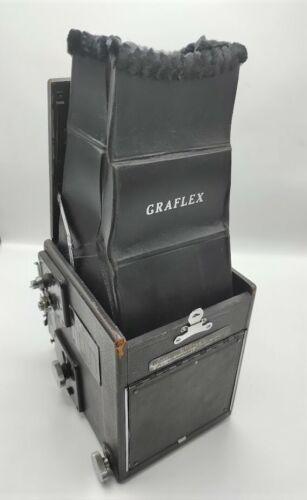 GRAFLEX RB 3X4 SUPER D CAMERA, 152mm Ektar Lens - GOOD CONDITION