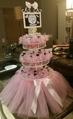 Nail polish tutus/baby shower favors/25 for$28.00 FREE SHIPPINany occasion favor (Tutu Baby Shower Favors)