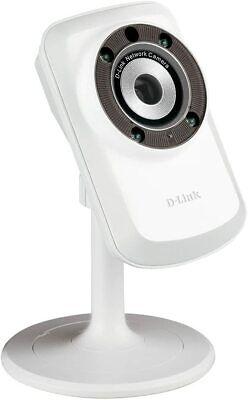 Caméra de surveillance wifi IP D-Link sans fil jour/nuit.