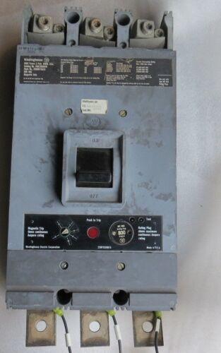 Westinghouse 800 Amp Circuit Breaker Cat# HMC3800FM