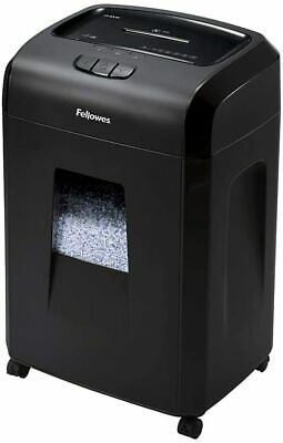 Fellowes Microshred 94mc 20 Sheet Micro Shredder Paper Clip Credit Card Cd Dvd