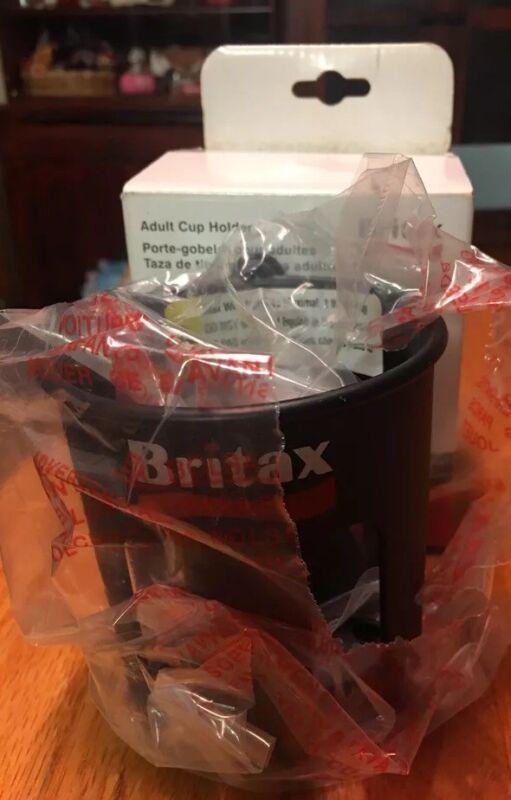 EUC Britax B-Nimbile B-Agile B-Scene Adult Cup Holder S857000