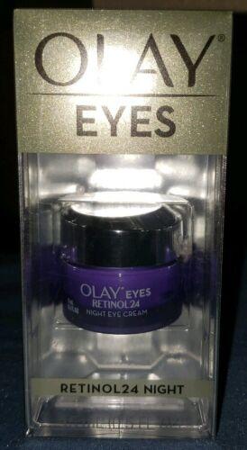 Olay Eyes Retinol 24 Night Eye Cream - 0.5 FL OZ - SEALED