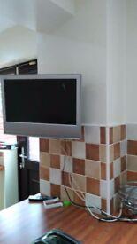 Sony BRAVIA S Series KDL20S2020 LCD TV Plus Wall Mount Bracket