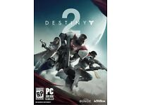 Destiny 2 Game PC Blizzard Key download code