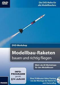 DVD-Workshop-Modellbau-Raketen-bauen-und-tunen-von-Thomas-Riegler-DVD