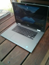 Dell Inspiron 15 5000 Touch-Display 8th Gen i7-8550 Processor 16GB Memory with Touch-Display screen