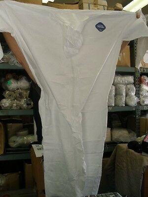 Tyvek Hazmat Pro Shield Coverall Suit With Hoodie