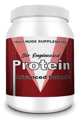 Bodybuilding Milk & Egg Protein Powder, Old School Rheo Blair Protein -