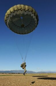 LLP Parachute Canopy (WITHOUT LINES)