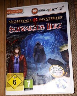 Nightfall Mysteries: Schwarzes Herz PC