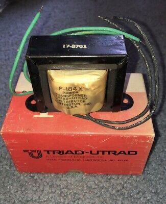 Triad F184x Power Transformer