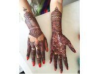 Henna artist London mobile