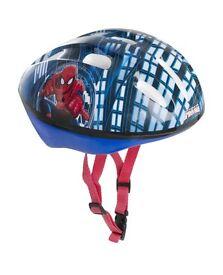 Brand new Spider-Man helmet