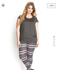 1X forever 21 leggings, new with tags!