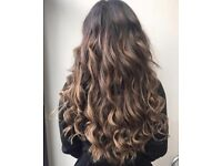 HUGE DISCOUNT BOOK NOW Hair Extensions-Micro&Nano rings,Tape in,Micro links,La weave,Keratin bonds