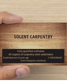 SOLENT CARPENTRY