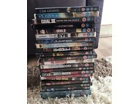 "x34 DVD Bundle - All in perfect condition "" TAKE ALL FOR £10"""