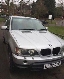 BMW X5 i Sport 5 dr LPG