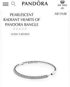 Pandora Bangle Melbourne CBD Melbourne City Preview