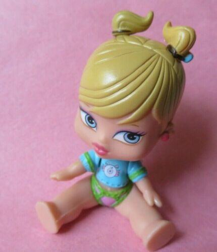 "Bratz doll BABY Babyz CHLOE  2.5""  MINI  RARE"