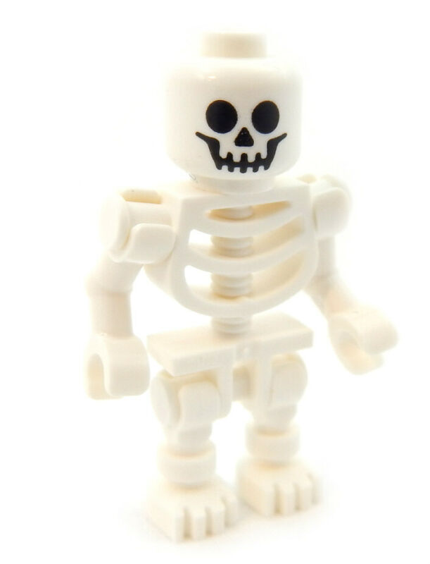 C306 Lego Space Custom Super Skeleton Warrior Minifigure NEW