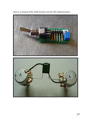 Electronics Wiring Guide Diagram for Fender Telecaster Squier Book ...