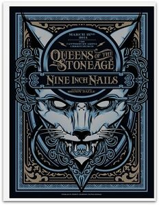 Queens-of-the-Stone-Age-Nine-Inch-Nails-Christchurch-NZ-14-Poster-Art-Hydro-74