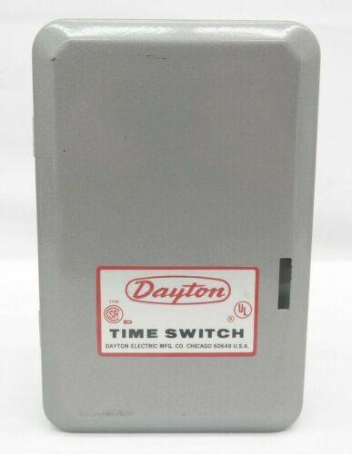 Dayton Model 2E220 3 Circuit Sprinkler Control  T5