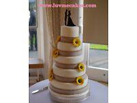 £45 wedding cakes! £1 cupcakes