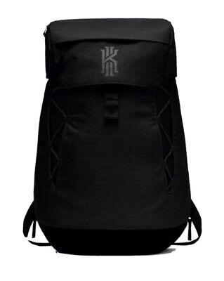 Nike Kyrie Top Load Laptop Backpack Black BA5788 covid 19 (Top Laptop Backpacks coronavirus)